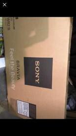 """50"""" Sony Bravia 3D TV"""