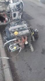 1.8 Vauxhall engine