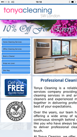 HOME CLEANING SERVICE IN LONDON