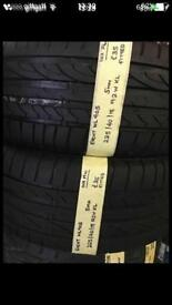 225/40/18 92W XL EVENT WL905 pair of 2 tyres