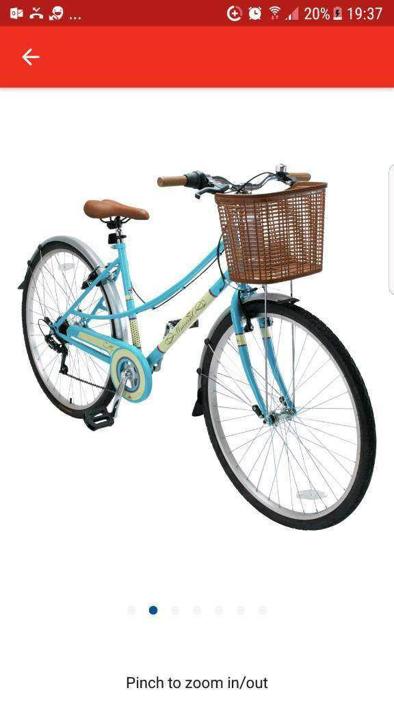 Ladies bike brand new
