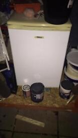 fridge , freezer ,microwave