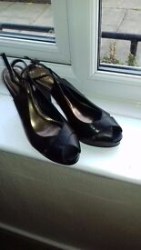 LOVELY LADIES SHOES FROM NEXT SIZE 6 AND A HALF