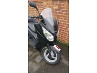 spares or repairs honda s-wing and tgb delivery 125