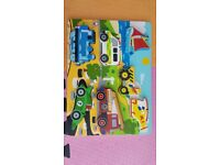 Melissa and Doug Chunky Vehicle and Animal Puzzles (2 puzzles)