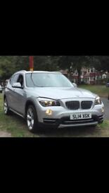 BMW X1 DIESEL X-DRIVE ONLY 25000 MILES