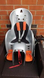 BTwin child bicycle safety seat