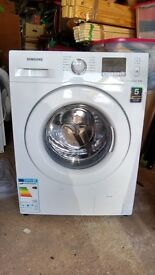 Samsung Washing Machine WF80F5EOW