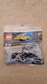 LEGO DC Comics Super Heroes - 30446 - The Batmobile - Polybag - Brand New