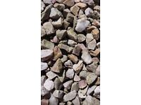 Loose decorative stones