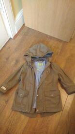 Next parka coat