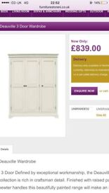 Packing in boxes- bargain -wardrobe for -£299