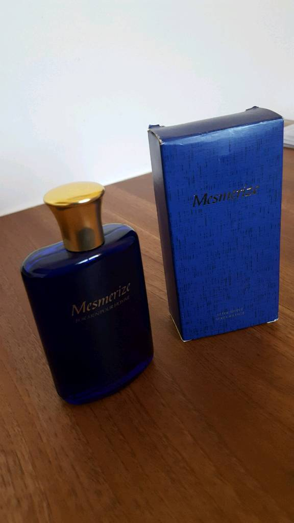 Mesmerize after shave - brand new and in original box
