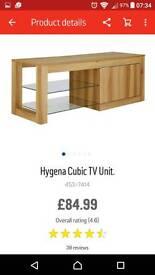 Hygena TV Unit