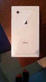 iPhone 8 - Unlocked - 64GB - Unopened