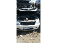 VAUXHALL VECTRA DESIGN AUTO 2005- FOR PARTS ONLY