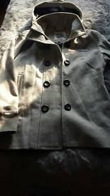 Henleys coat size 12