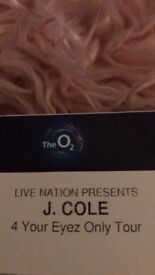 J.Cole tickets