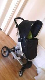 Mamas & Papas pram with Inbuilt pushchair