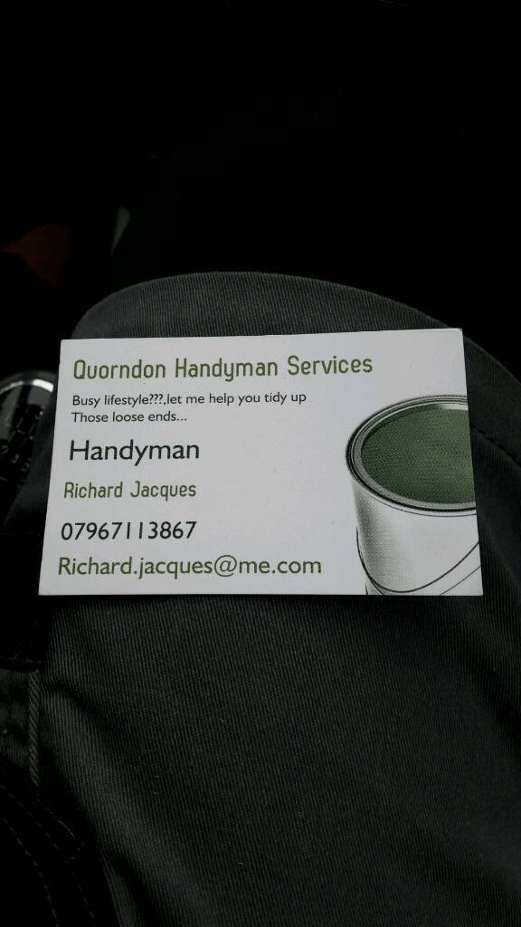 Quorndon Handyman services