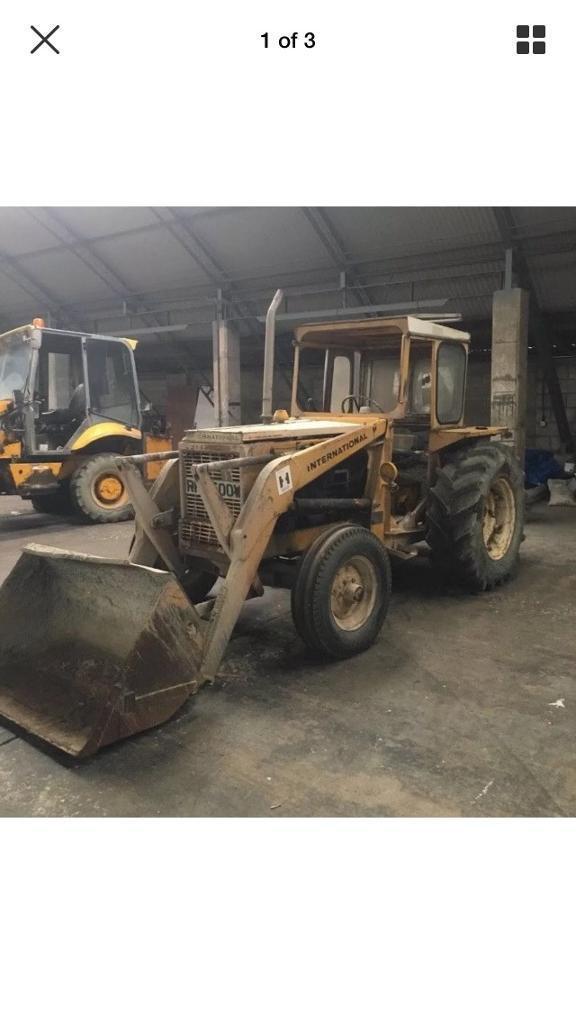 International 3434 loader | in Norwich, Norfolk | Gumtree