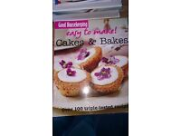 Collection of 9 Good Housekeeping handy recipe books