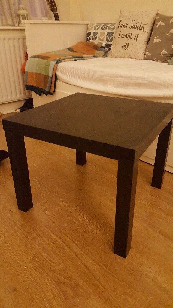 FREE - Small black coffee table / side table - IKEA