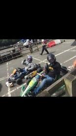 CRG race kart