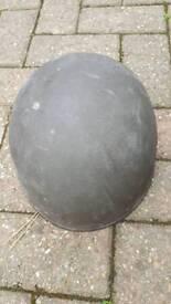 Original WW2 helmet dated 1945