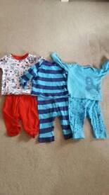 Baby pyjamas 3-6 months