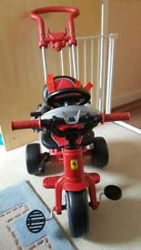 Ferrari Smart Trike - Only Used Once!