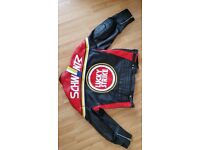 Lucky Strike-Branded Motorbike Jacket, very good condition, £40. (Size: 'L')