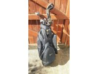 Golf clubs.md seve balleseros irons 6-Pw SW Ping Gap wedge Driver and 3 wood