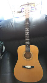 acoustic guitar tanglewood tw28