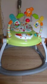 Fisher price spacesaving jumperoo