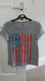 GAP girls t-shirt