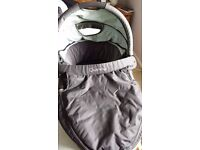 Quinny Buzz and Accessories pushchair carrycot travel system