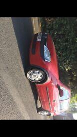 Vauxhall corsa 1.2 , 62k millage
