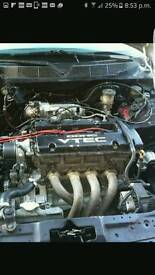 H22A JDM PRELUDE ENGINE. (Closed deck)