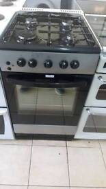 Brand new/ex display gas cooker 50cm only 120 with delivery