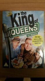 King of Queens - Season 1 and 2 DVD Boxsets
