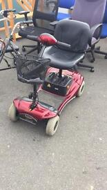 Shoprider Mobility Scooter (fold up )