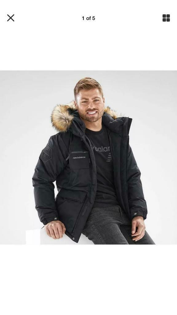 1e3b8781a20ec Snow jacket NB | in Oxton, Merseyside | Gumtree