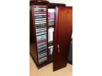 John e coyle cd storage unit