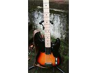 PB-50 Vintage Precision Style Bass
