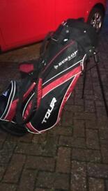 Men's lightweight Dunlop tour carry bag