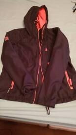Superdry coat large (14)
