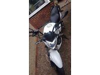 Ksr moto worx 125 6865 miles