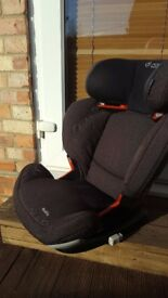 Maxi cosi Rodifix Airprotect Car Seat - Black - Very Good condition