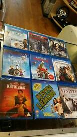 Blurays (bundle ×50)